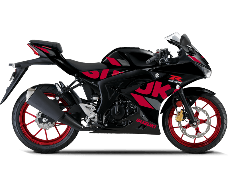 some bike GSX-R125_BLACKRED-M0