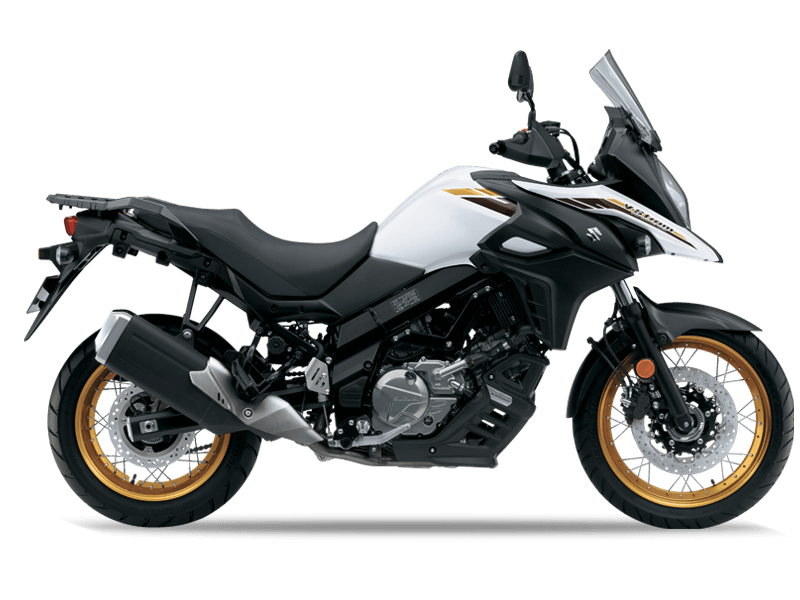 some bike V-STROM-650XT-White