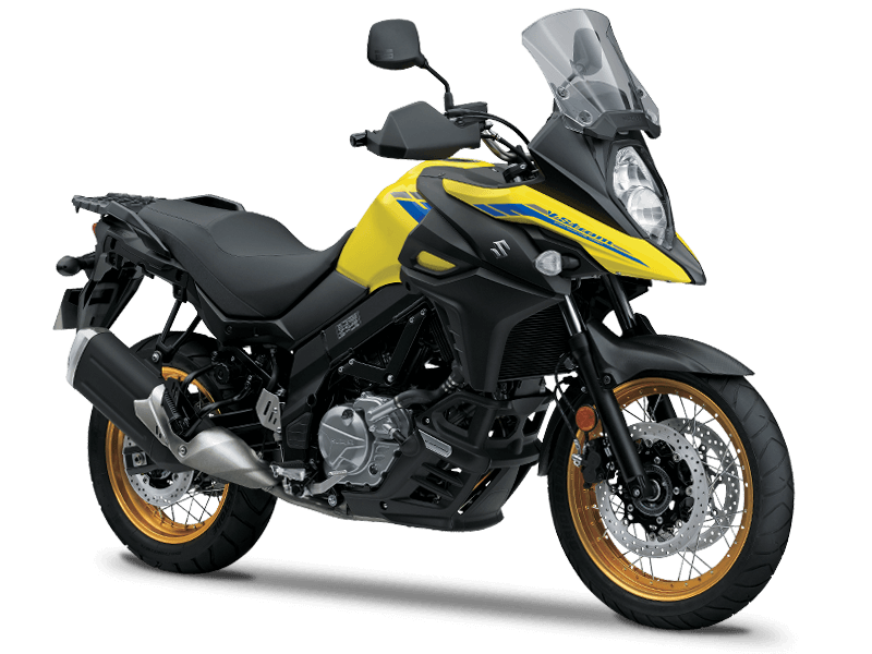 some bike V-STROM-650XT-Yellow-M1